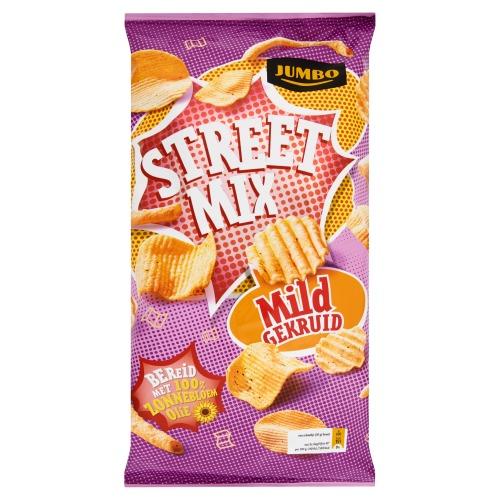 Jumbo Street Mix Mild Gekruid 100g (100g)