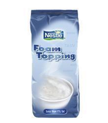 Foam topping (zak, 1kg)