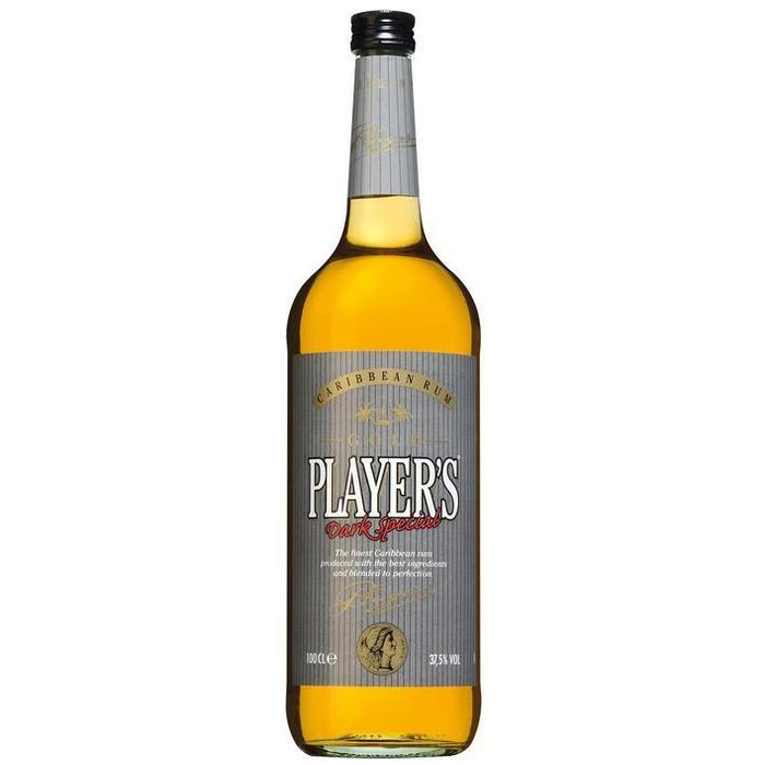 Player's Rum gold (rol, 1L)