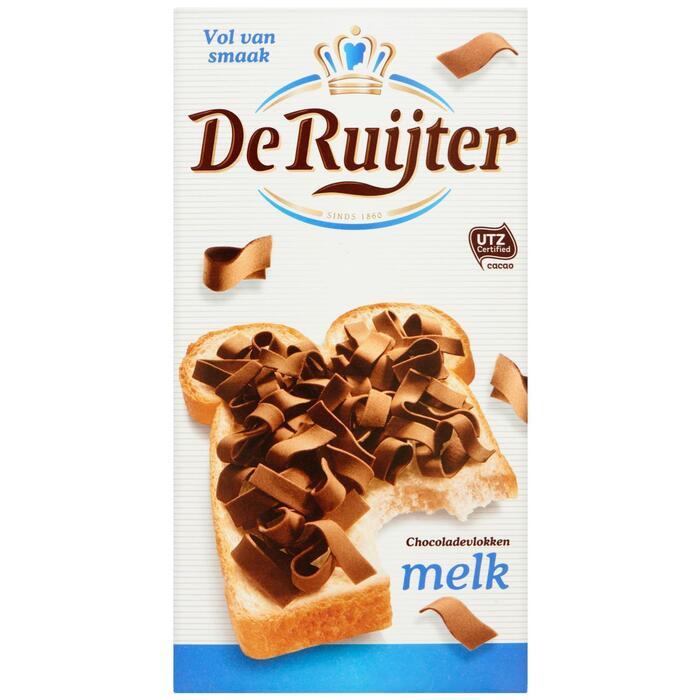 Chocoladevlokken Melk (Stuk, 300g)
