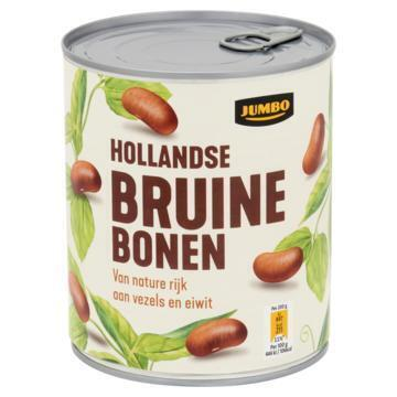 Jumbo Hollandse Bruine Bonen 800 g (800g)
