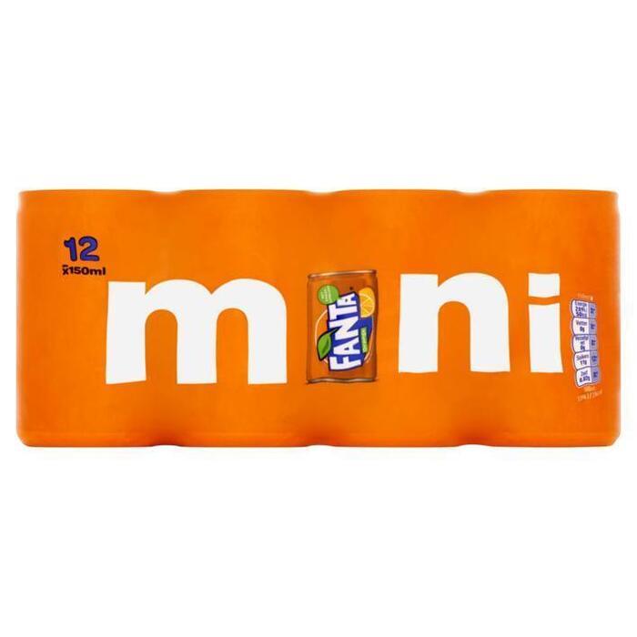 Fanta Orange (12 × 150ml)