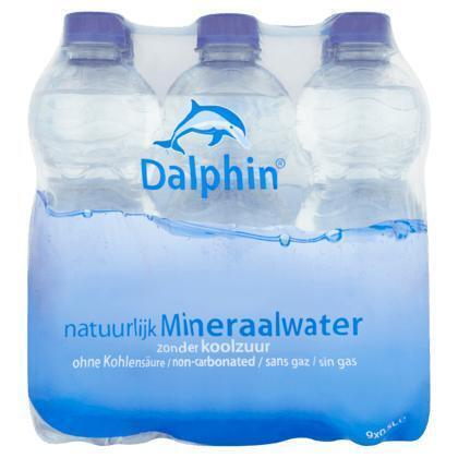 Dalphin Water zonder koolzuur (9 × 4.5ml)