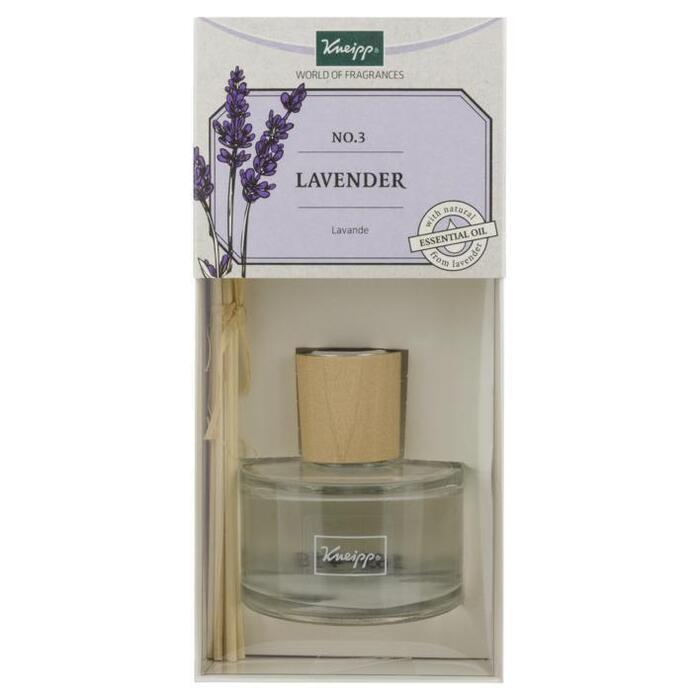 Kneipp Geurstokjes lavender (50ml)