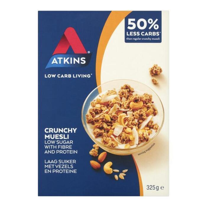 Atkins Crunchy muesli (325g)
