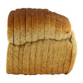 Coop Rond bruin brood half (400g)