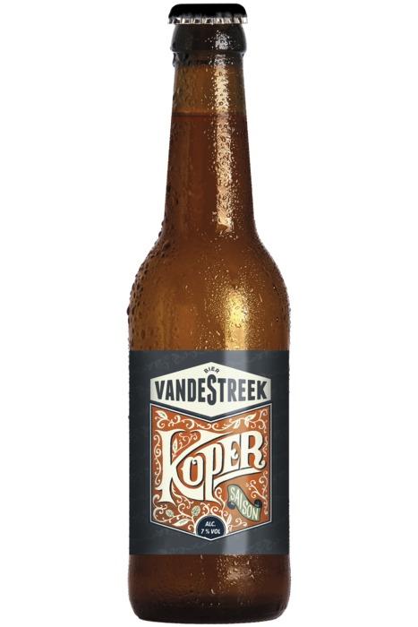 VandeStreek Koper rogge pale ale (33cl)