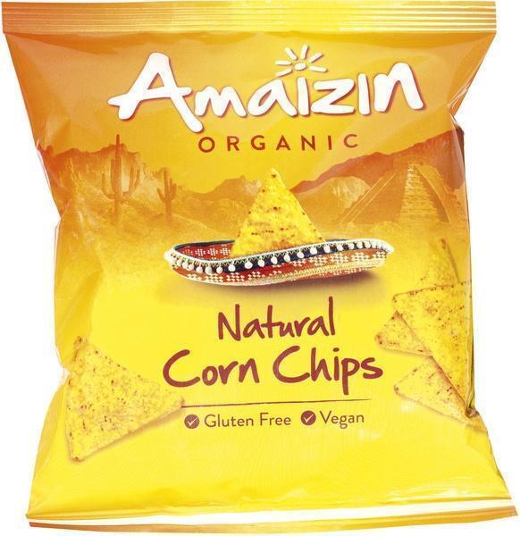 Corn chips natural (75g)