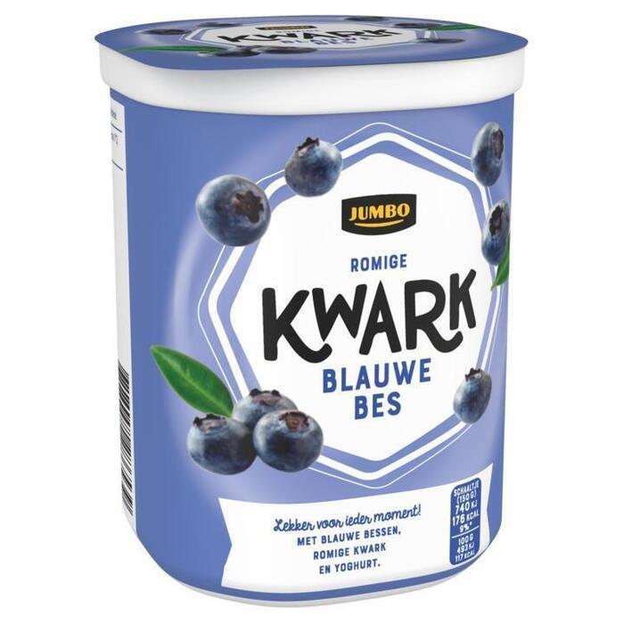 Jumbo Kwark Blauwe Bes 450 g (450g)