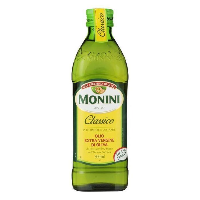 Classico, Olio Extra Vergine Di Oliva (glazen fles, 0.5L)