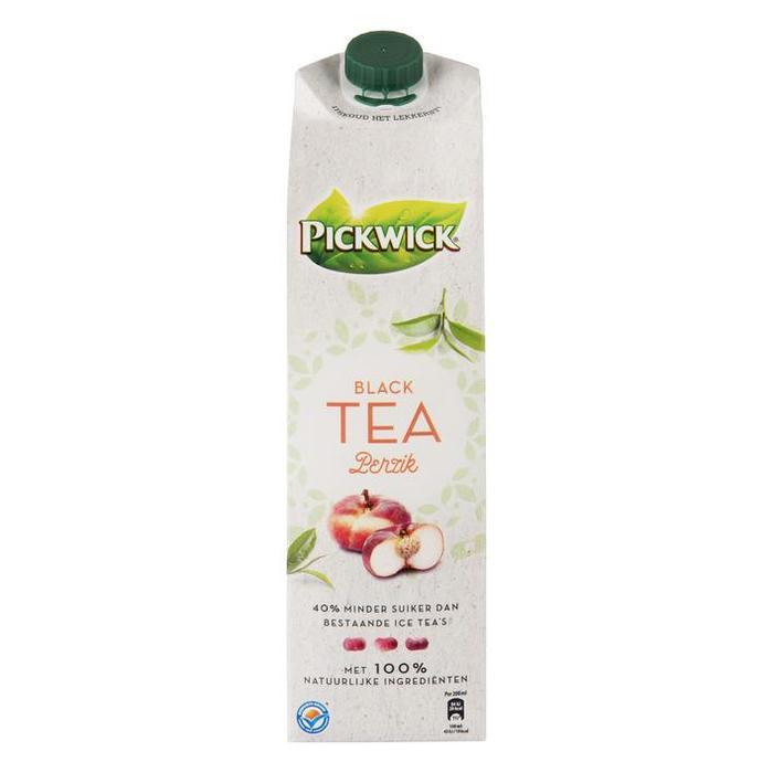 Black tea perzik (1.06L)