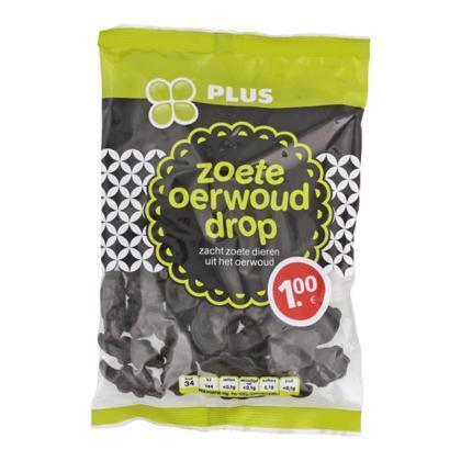 Zoete oerwoud drop (250g)