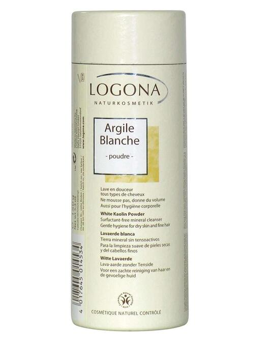 Lavaerde Wit Poeder Logona 150g (150g)