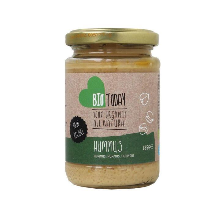 Bio Today Hummus Sal (potje, 185g)