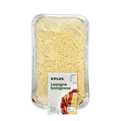 Lasagne bolognese (1g)