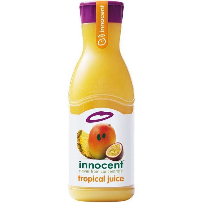 Innocent Tropical juice blend (0.9L)