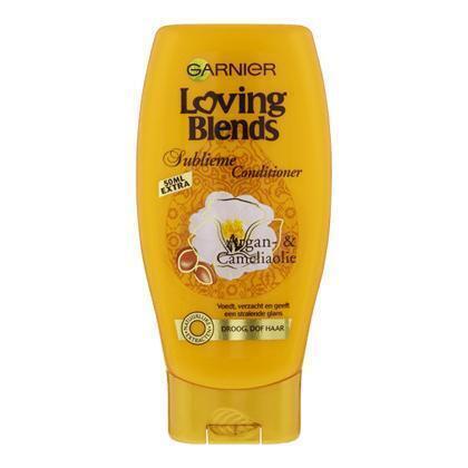 Loving Blends  Argan & camelia conditioner (250ml)