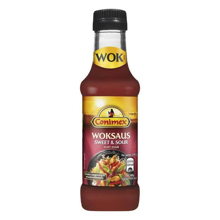 Woksaus Sweet & Sour (175ml)