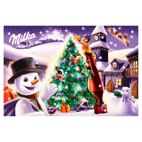 Milka Advent Calendar Snowing 200 g (200g)