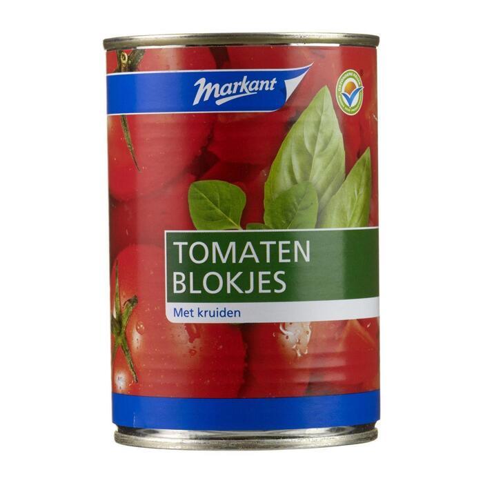 Markant Tomatenblokjes Kruiden 425 Gr. (400g)