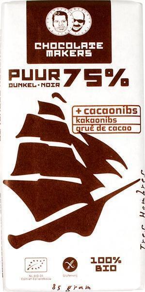 Puur Trinitario Cacao 75% (85g)