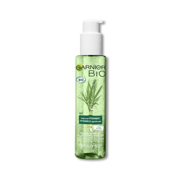 Garnier Bio citroengras detox reinigingsgel (150ml)