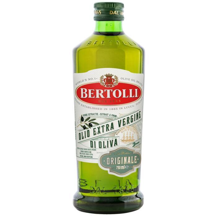 Extra VErgine Olijfolie (glas, 0.75L)