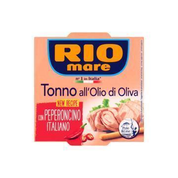 Rio Mare Tonijn peperoncino (104g)