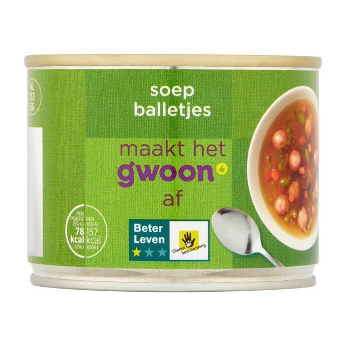 Soepballetjes 200 g (200g)
