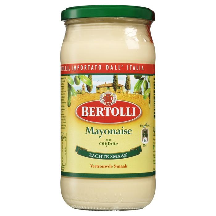 Mayonaise Olijfolie (pot, 0.5L)