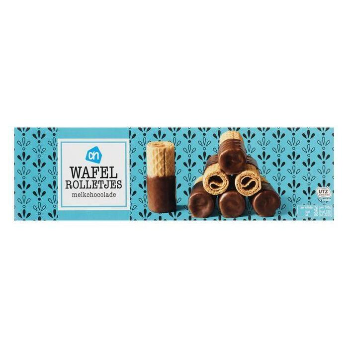 Choco rolls milk chocolate (125g)
