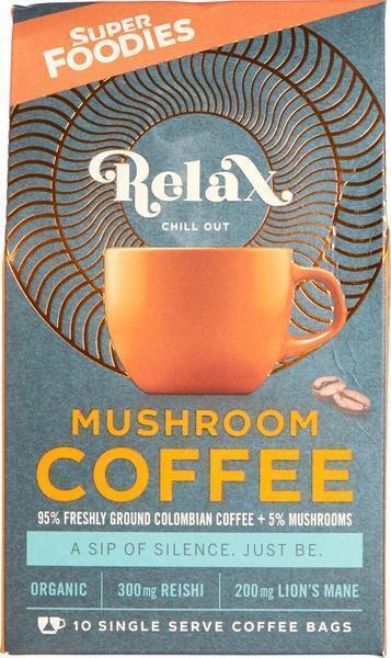 Mushroom coffee RELAX (100g)
