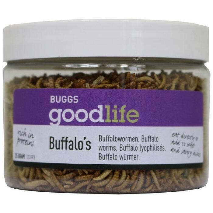 Goodlife Buffalo's (bak, 25g)