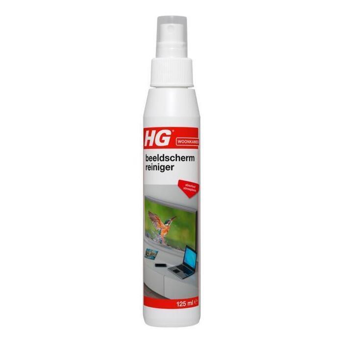 HG Beeldschermreiniger (125ml)