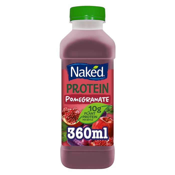 Naked Smoothie Protein Pomegranate 360ml (36cl)