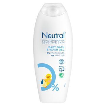 Baby wasgel parfumvrij (250ml)