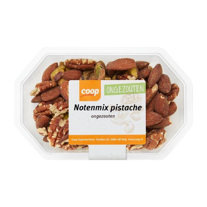 Coop Ongezouten notenmix met pistachio's (150g)