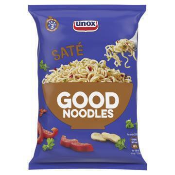Unox Good noodles saté (69g)