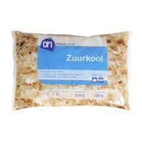 Zuurkool naturel (zak, 520g)