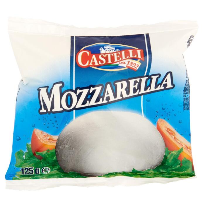 Castelli Mozzarella (125g)