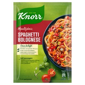 Knorr Mix voor spaghetti (65g)