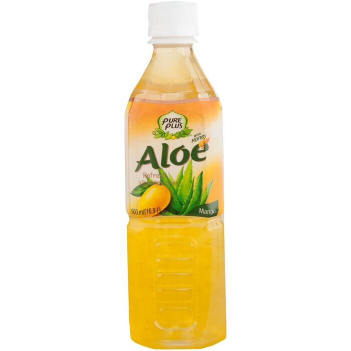 Aloë vera drink mango (0.5L)