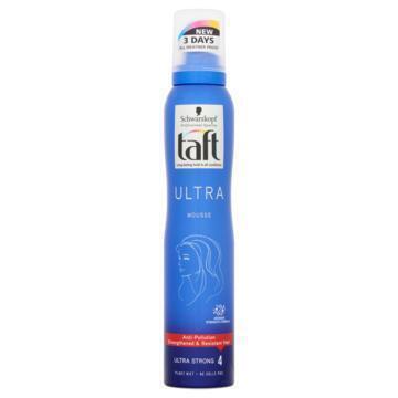 Taft Ultra Mousse 200 ml (Stuk, 200ml)