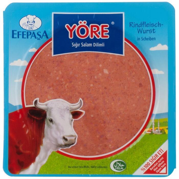 Efepasa Rundvleesworst 200 g (Stuk, 200g)