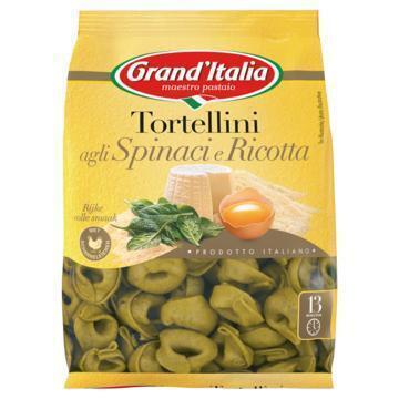 Tortellini spinaci e ricotta (220g)