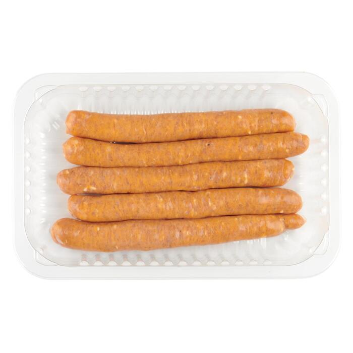 BBQ kipchipolata gekruid 5 stuks (250g)
