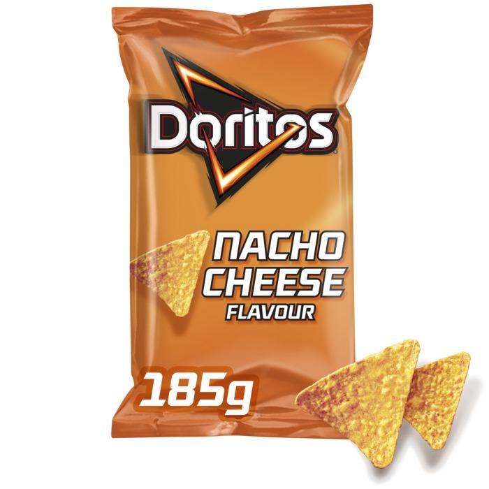 Nacho Cheese Flavour (Stuk, 185g)