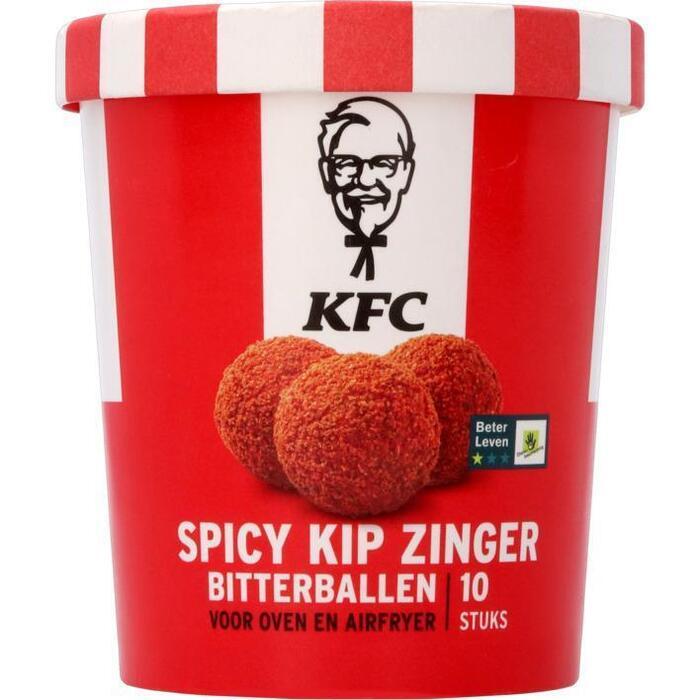 KFC Kipbitterballen hot & spicy