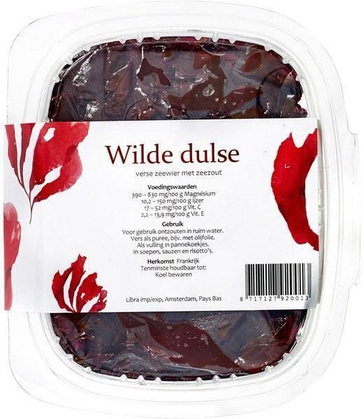 Dulse Sauvage (bak, 100g)