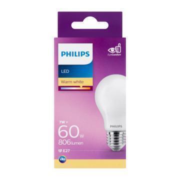 Philips Mat std E27 60W